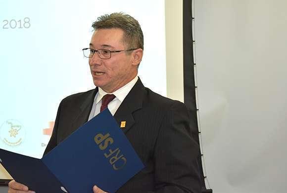 Dr. Wilson Rigoni, delegado regional da seccional de Franca